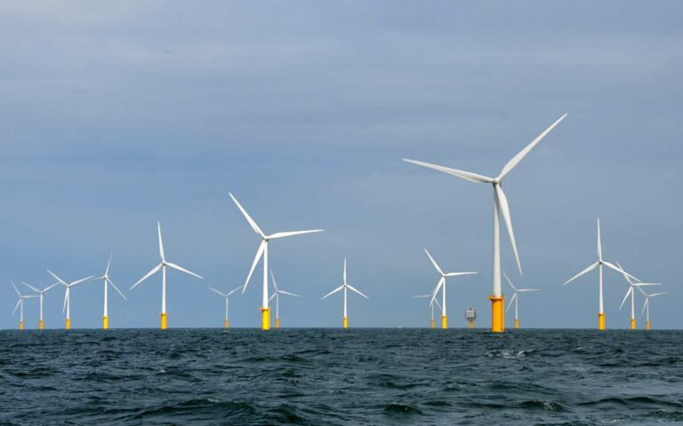 Литва планирует построить оффшорный ветропарк мощностью 700 МВт