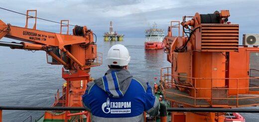Название «75 лет Победы» присвоено новому месторождению «Газпрома» на шельфе Ямала