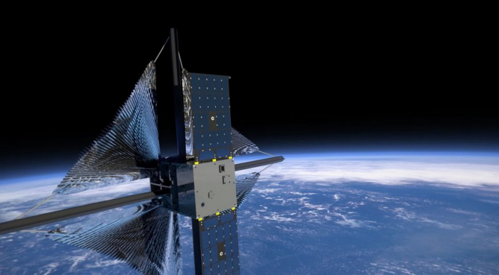 Компания NanoAvionics доставит на околоземную орбиту спутник на солнечном парусе