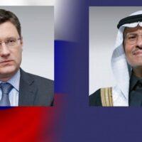 Россия и Саудовская Аравия твердо привержены ускорению восстановления баланса на нефтяном рынке