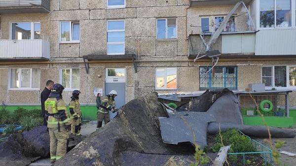 Ураган в Свердловской области унес жизни четырех человек