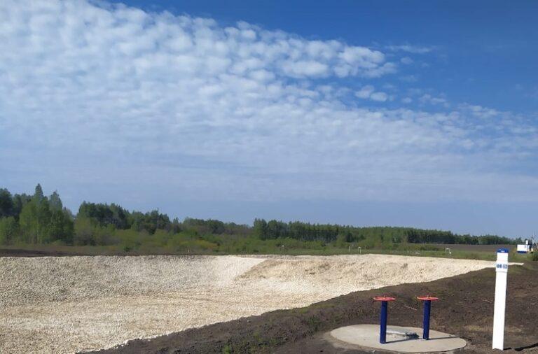 АО «Транснефть – Дружба» завершило техническое перевооружение очистных сооружений НПС в Липецкой области