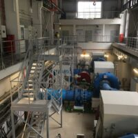 Завершены комплексные испытания первого гидроагрегата Верхнебалкарской МГЭС
