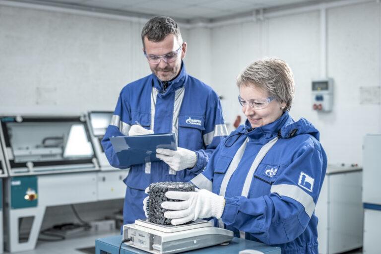 «Газпром нефть» расширяет продуктовую линейку высокотехнологичных битумных материалов