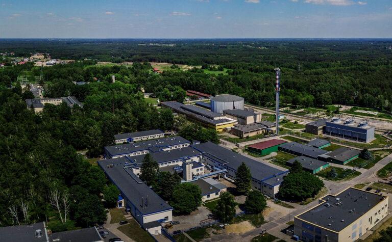 В Польше произошел пожар в центре ядерных исследований