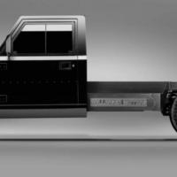 Представлена универсальная платформа для легких электрических грузовиков