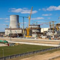 Литва требует введения санкций против РФ и Беларуси за строительство АЭС