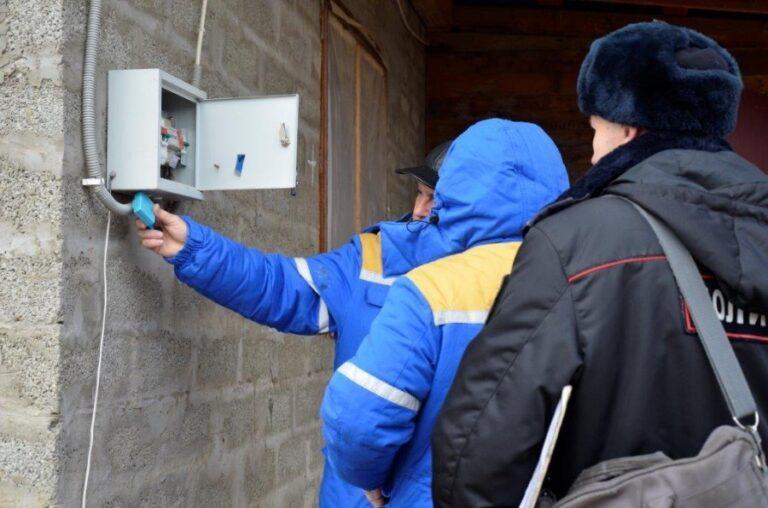 На Северном Кавказе пресекли порядка 1 700 фактов хищений электроэнергии на сумму 409 млн. рублей