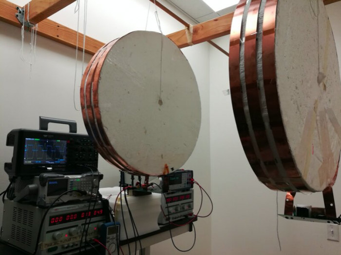 Ученые создали эффективную систему передачи энергии на расстоянии