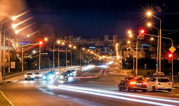В 20 субъектах РФ заменили и установили свыше 3,5 тыс. уличных светильников