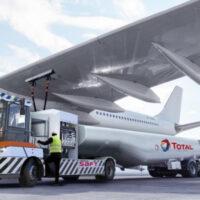 Нефтегазовый концерн Total разработает электрический аэродромный топливозаправщик