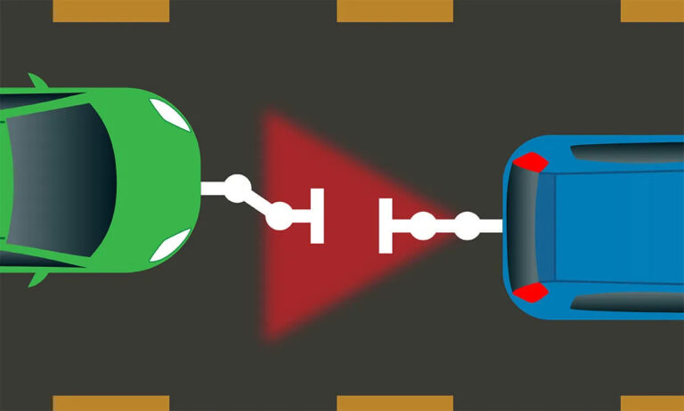 Peer-to-Peer Car Charging: система зарядки электрокаров в движении