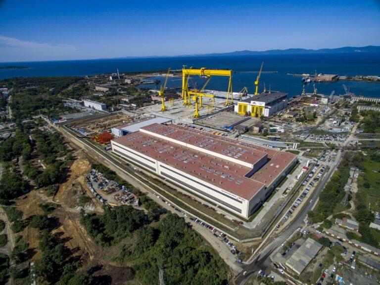 На судостроительном комплексе «Звезда» реконструируют сети электроснабжения