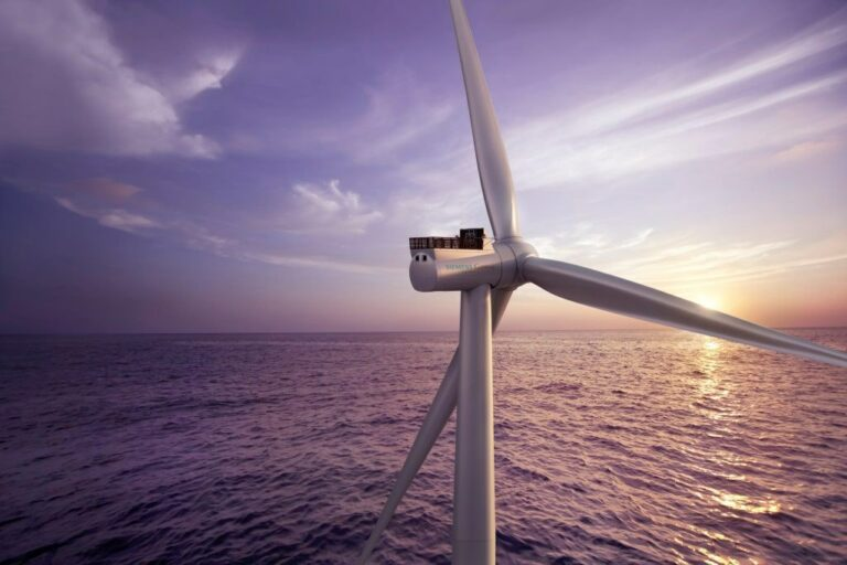Siemens Gamesa представила самую мощную в мире ветряную турбину 14 МВт