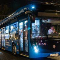 В 2020 году КАМАЗ поставит в Москву 200 электробусов