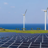 Британские ученые предложили хранить энергию солнца и ветра в подводных резервуарах в виде сжатого воздуха