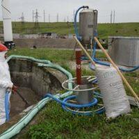 На ГЭС-2 Каскада Кубанских ГЭС прошли учения по ликвидации разлива нефтепродуктов