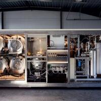 В Швеции разработали автономную контейнерную пивоварню на солнечных батареях
