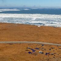 Началось бурение первой эксплуатационной скважины на Харасавэйском месторождении на Ямале