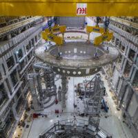 Во Франции началась сборка реактора ИТЭР