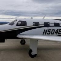 В Англии совершил первый полет водородный пассажирский самолет