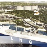 В январе 2021 года в Хорватии заработает новый LNG терминал