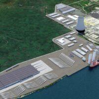 В США построят первый порт для оффшорных ВЭС