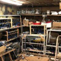 Майнеры Нижегородской области нанесли ущерб на десятки миллионов рублей