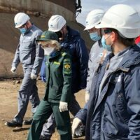 В Норильске введен режим ЧС межмуниципального уровня после разлива нефтепродуктов на ТЭЦ-3