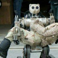 В России создадут роботов: они будут эвакуировать раненных с поля боя