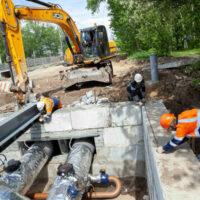 «ЕТК» инвестирует 41 млн. рублей в реконструкцию тепломагистрали в Екатеринбурге