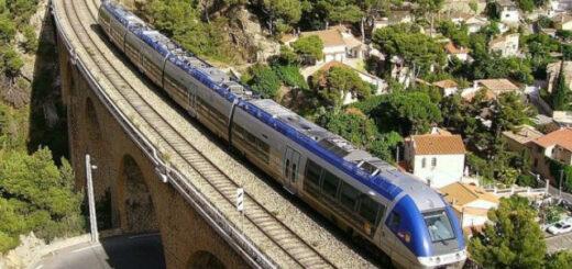 Французская железная дорога переходит на электроэнергию сгенерированную солнечными электростанциями