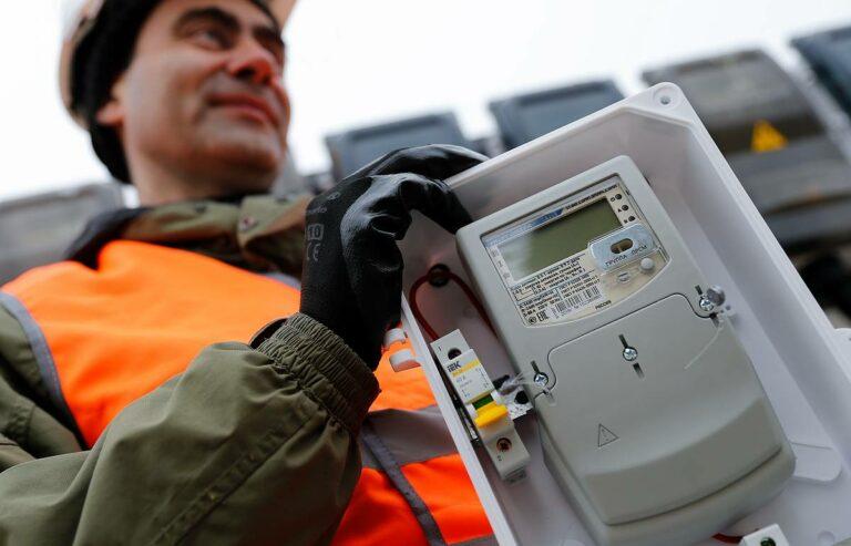 «Россети Юг» установит 2 тысячи умных счётчиков в Калмыкии до конца 2020 года