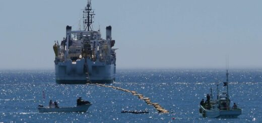 Google свяжет США и Европу подводным интернет-кабелем для скоростной передачи данных