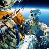 Новый российский робот «Телероид» будет помогать космонавтам за бортом МКС