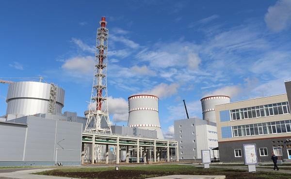 Энергоблок №2 Ленинградской АЭС передан под охрану Росгвардии