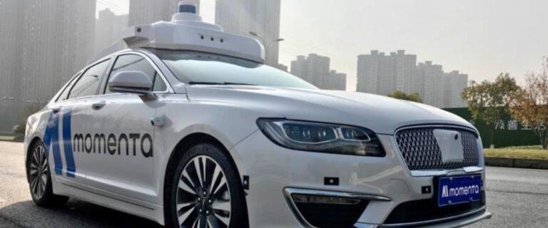 Китайский стартап запустит полностью беспилотные роботакси в 2024
