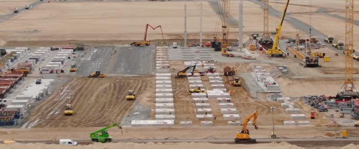 Tesla расширила планы строительства Gigafactory в Берлине