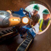 Роботы диагностируют теплосети нижегородского Кремля