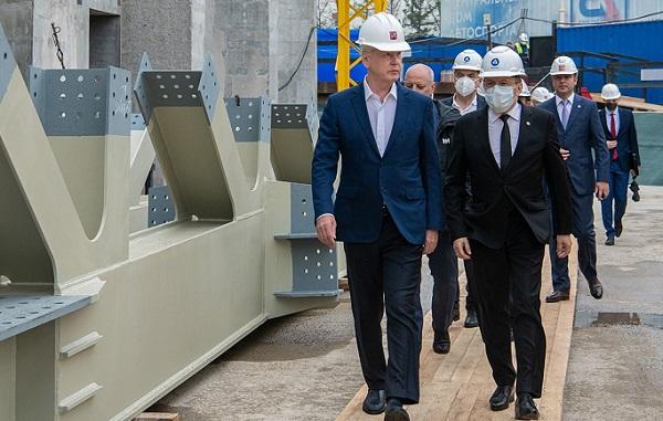 В Москве на ВДНХ строится павильон «Атом»