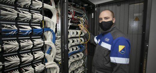 В «Газпром добыча Ноябрьск» модернизирована часть сети передачи данных