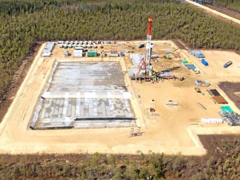 ЛУКОЙЛ начал использовать попутный нефтяной газ для энергоснабжения буровых работ