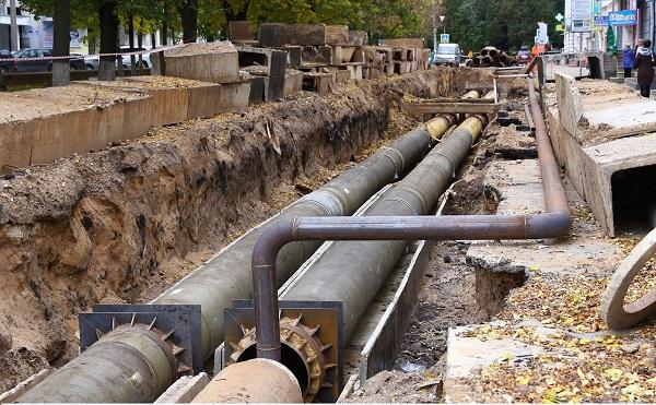 «Квадра» направит более 69 млн. рублей на реконструкцию тепломагистрали в Курске