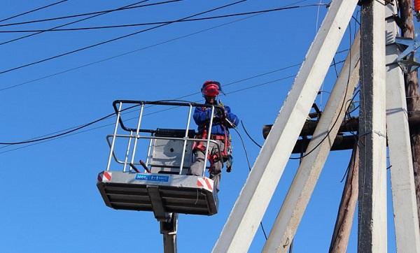 «Россети Центр» ликвидировали массовые отключения электроэнергии в Тверской области