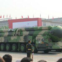 Китай планирует увеличить ядерный потенциал на 40% к 2025 году