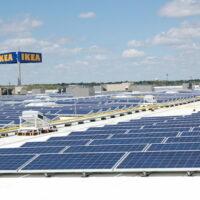 IKEA превратит один из своих супермаркетов в хранилище зеленой энергии