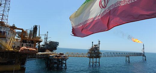 Иран снизил добычу нефти до минимума за последние 40 лет