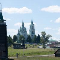 Энергетики филиала «Россети Урал» - «Свердловэнерго» обеспечили надежное энергоснабжение старинных уральских деревень