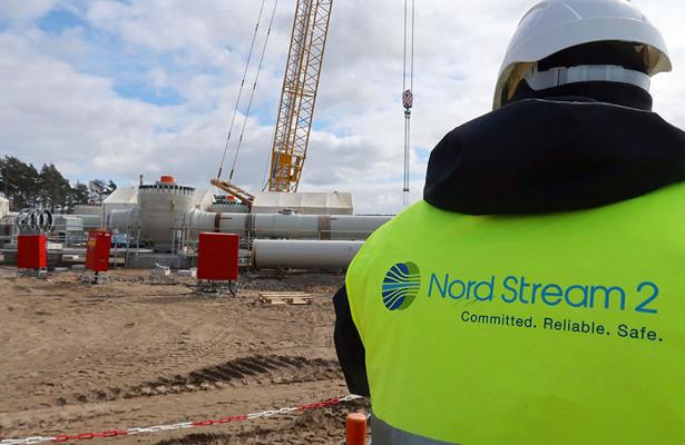 Дания разрешила продолжить строительство «Северного потока-2»
