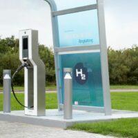 Началось строительство первой в мире стационарной водородной заправочной станции для поездов